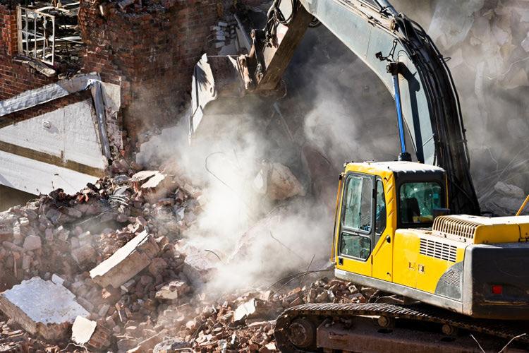 Geelong demolition